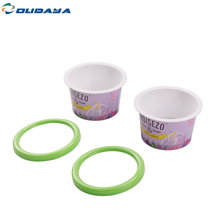 80ml Cup For Pudding