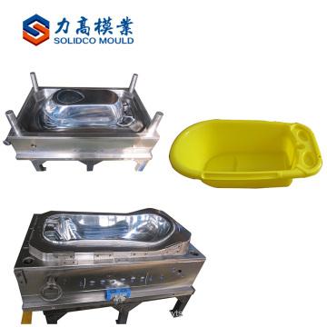 Hign qualidade barata preço plástico bebê banheira molde