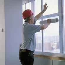 Película protectora para ventana