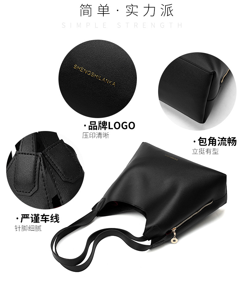 High Quality leather women handbags