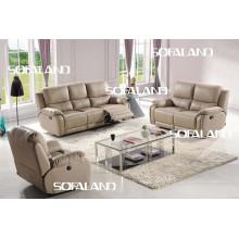 Móveis modernos para sofás de couro da Itália (768 #)