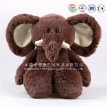 Chnia 15 anos ICTI auditorias 30 cm atacado elefante brinquedo de pelúcia
