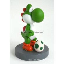 Preciosa PVC de plástico PVC modelo animal figura mascota niños juguetes
