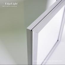 EdgeLight AF2 24V aluminous frame led light acrylic material clip type picture photo frame led advertising light box