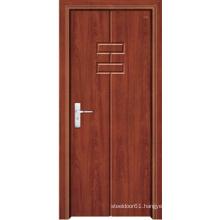 PVC Coated Wood Door PVC Door