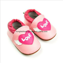 Tiermuster: Leder Baby Schuhe 1