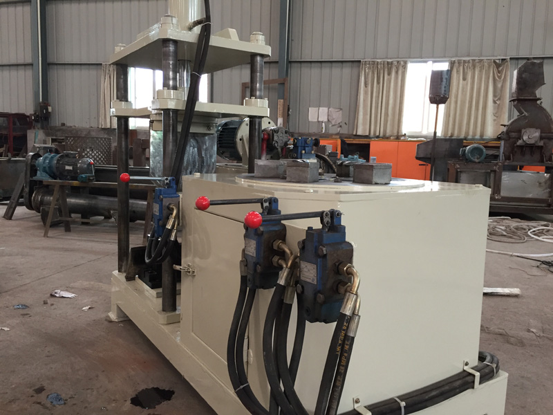 Waste Motor Rotor Cutting Machine