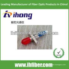 LC Mâle à ST Adaptateur hybride à fibre optique femelle simplex