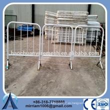 Anping baochuan fácil instalar la barrera del evento de la barrera de control de Crowed para la venta