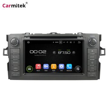 DVD GPS para Toyota AURIS 2006-2011