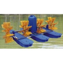 Aerador de roda de pás rotor 4 (2HP) para Lagoa do peixe (YC-1.5)