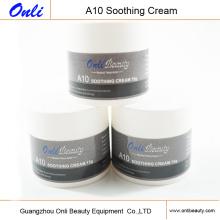 La más nueva natura natural A10 Externo calmante Crema calmante para el tatuaje y el tratamiento de la aguja de la piel (A10)