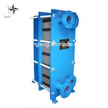 Intercambiador de calor de marco de placa Funke Fp80 para la industria química