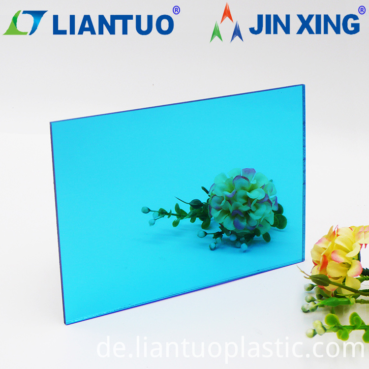 PMMA 0.8-6mm Mirror Acrylic Sheets With Best Price