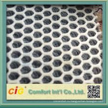 Китай поставщик 100% полиэстер 3D сетки воздуха ткани для мотоциклов крышка места