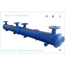 Intercambiador de Calor y Tubo como Evaporador