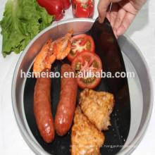 Frigideira de PTFE reutilizável ecológica Cozinhar & folha de cozimento