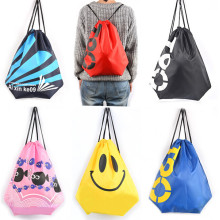 Vente en gros Costumes et épaules Drawstring Waterproof Beach Bag