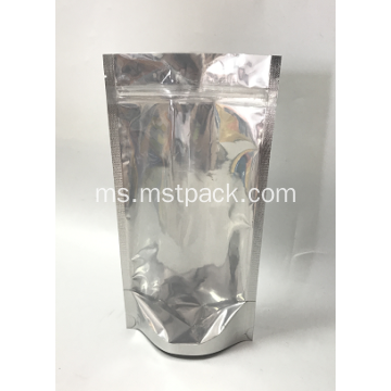 Aluminium Foil Dry Food packaging Bag