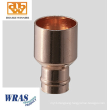 Copper Solder Ring Reducing Coupling