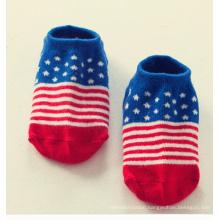 Wholesale High Quality Custom Cotton Baby Socks
