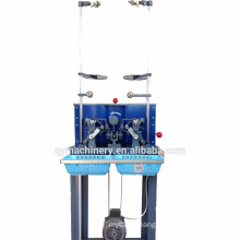 Two spindle cocoon bobbin winder machinery with high quanlity and low price