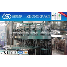 New Carbonated Beverage Filling Plant /Machinery