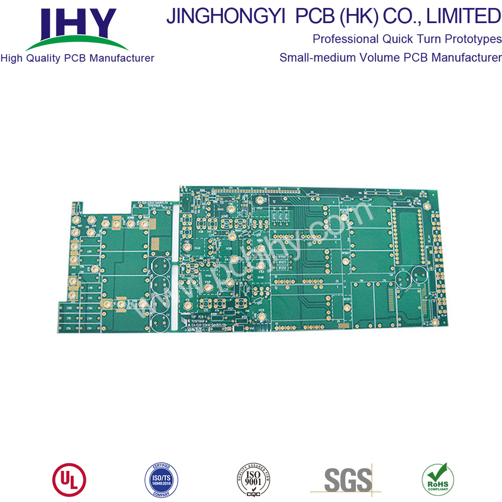 FR4 4 layer 6oz Thick Copper PCB