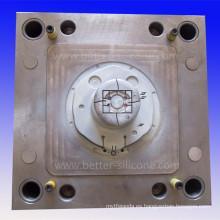 Herramienta de moldeo por inyección de plástico para la cubierta de iluminación