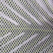 Polyester Soft Big Holes Warp Knitting Mesh Fabric