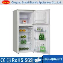Home Double Door White Fridge Refrigerator
