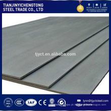 placa de aço s355 1 polegada de espessura