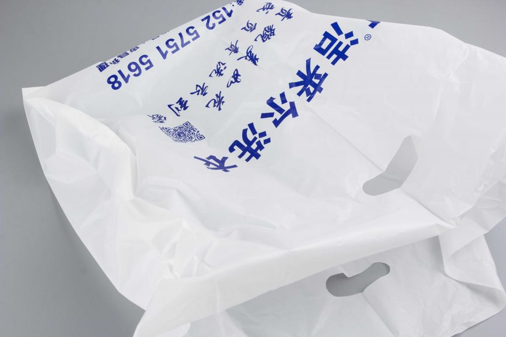 Packaging Bag With Handle