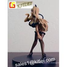 Juguete plástico encantador de la figura para la colección (KL-PF005-K)