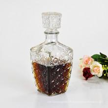 Bouteille de vin 100 ml Xo, bouteille en verre pour rhum, bouteille de whisky, bouteille de vodka