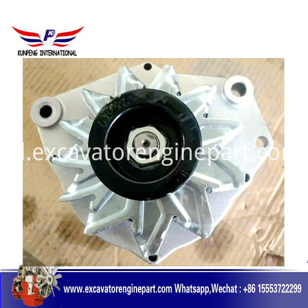 Weichai Generator Engine Parts Alternator 612602090026d In Stock