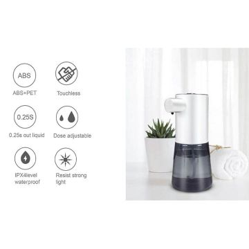 APEX 500ml Desktop Touchless Soap Dispenser 2020