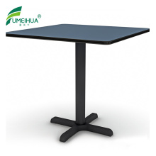 unique customized 600*1200mm compact laminate HPL restaurant table