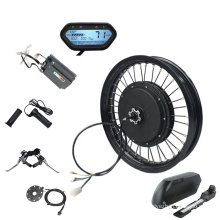 CE Approved QS 212 35H 48v 1200W 1500w bicycle electric motorcycle motor conversion Kits