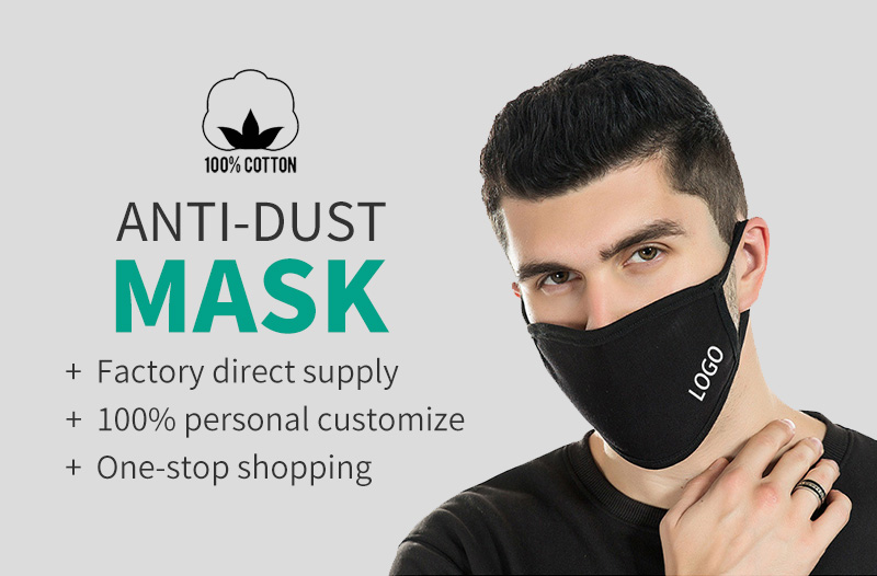 customization fashionable anti-dust mask