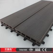 Interlock 140mm x 25mm WPC Vinyl Flooring Sheet