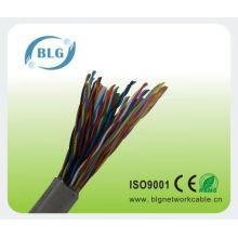Cable telefónico multicolor con cable telefónico de 30 pares
