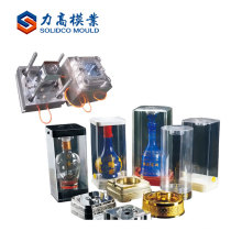 Fabricante popular del molde del envase del plástico del OEM del diseño