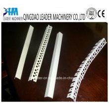 Linha da extrusão do perfil do aparamento / guarnição da borda do PVC que faz a máquina