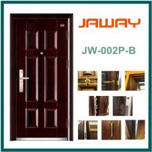Steel Wooden Door