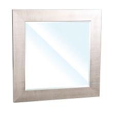 Nuevo espejo de plástico para la decoración del cuarto de baño
