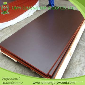 Poplar Core Size 4′x8′ Waterproof Construction Thickeness 18mm Marine Plywood