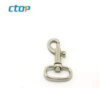 High quality Accessories metal trigger dog leash stainless brass wholesale metal snap hook dog hook handbag hook