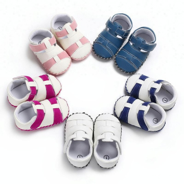 China suppliers soft sole stitching thread for newborn kids moccasins shoes