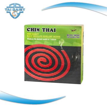 Microfone Black Mosquito Coil Fumaça Da China
